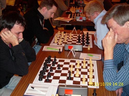 3te_mannschaft_runde_2_091012_01 Schachfreunde Frankfurt 1921 e.V.