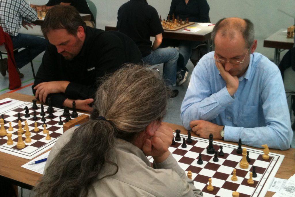 Schach: Frankfurter Stadtmeisterschaft Schachfreunde Frankfurt 1921 e.V.