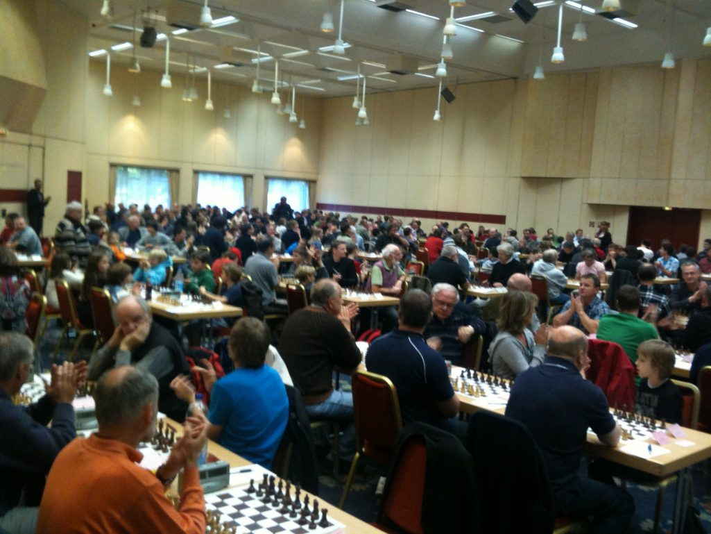 Deutsche Schach Amateurmeisterschaft 21 - 23. Oktober 2011: Impressionen