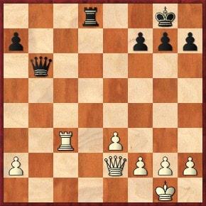 Schachfreunde Frankfurt 1921 e.V. Schach lernen, Schach trainieren, SchachspielenBernstein - Capablanca (1914)  1. ... Db2! 2.Dxb2 (2.Tc2 Db1+ 3.Df1 Dxc2 nebst 4. ... Td1 ) 2. ... Td1# Taktikaufgaben I