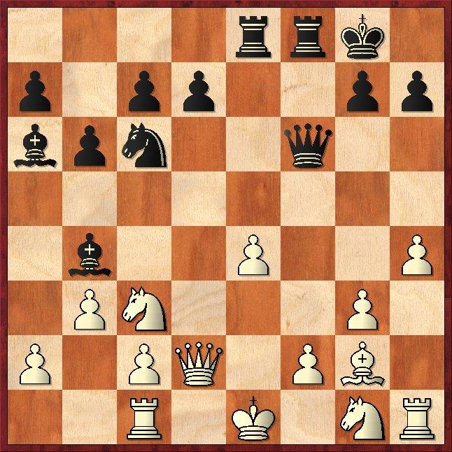 Überlastung: 1. ... Lxc3 2.Dxc3 (besser: 2.f4 Lxd2 +-) Dxc3+ 3.Kd1 Txf2 und matt kann nicht verhindert werden. Z.B.: 4.Sf3 Le2# Schachfreunde Frankfurt 1921 e.V.