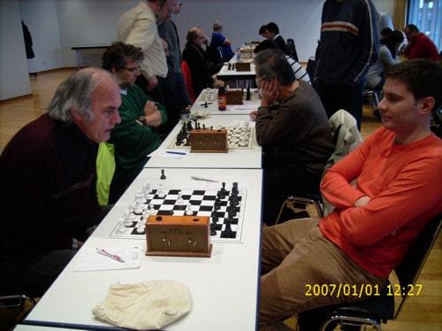 Runde IV: Brett vor'm Kopp Ffm III - Sfr. Frankfurt III