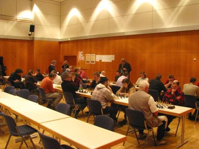 Chess960- Schnellschach- Einzelmeisterschaften