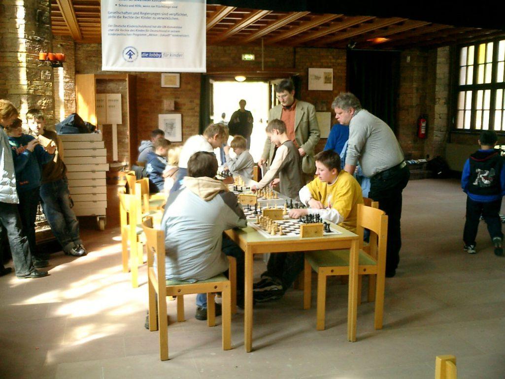 Noch einmal das Jugendturnier Schachfreunde Frankfurt 1921 e.V.