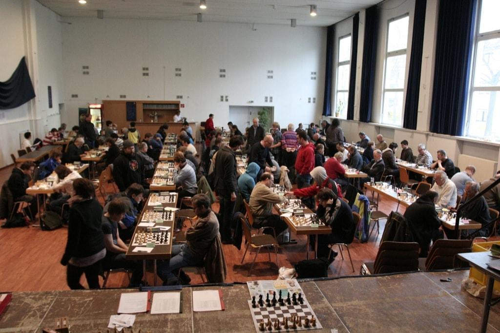 Hessische Einzelmeisterschaften Schach
