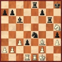 1. ... Sd2+ 2.Txd2 Te1+ 3.Kxe1 Tg1# Schachfreunde Frankfurt 1921 e.V.