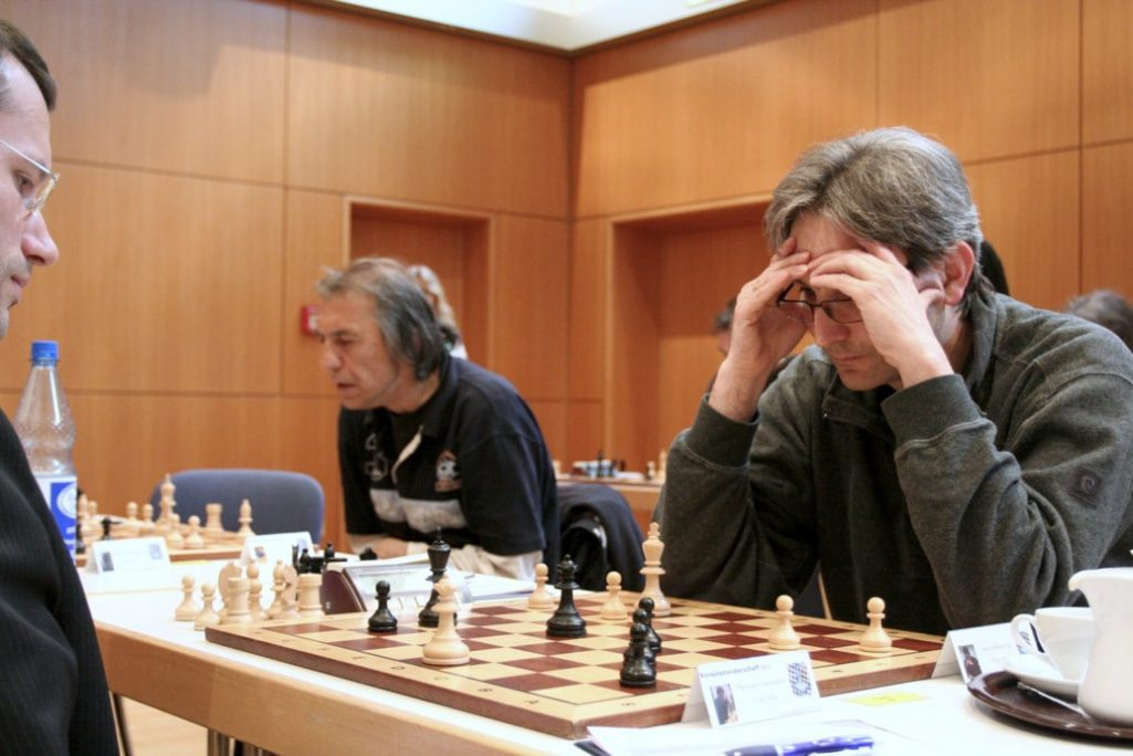 Mario Rutsatz und Ralph Ottenburg - VM2013 Schachfreunde Frankfurt 2013 Schachfreunde Frankfurt 1921 e.V.