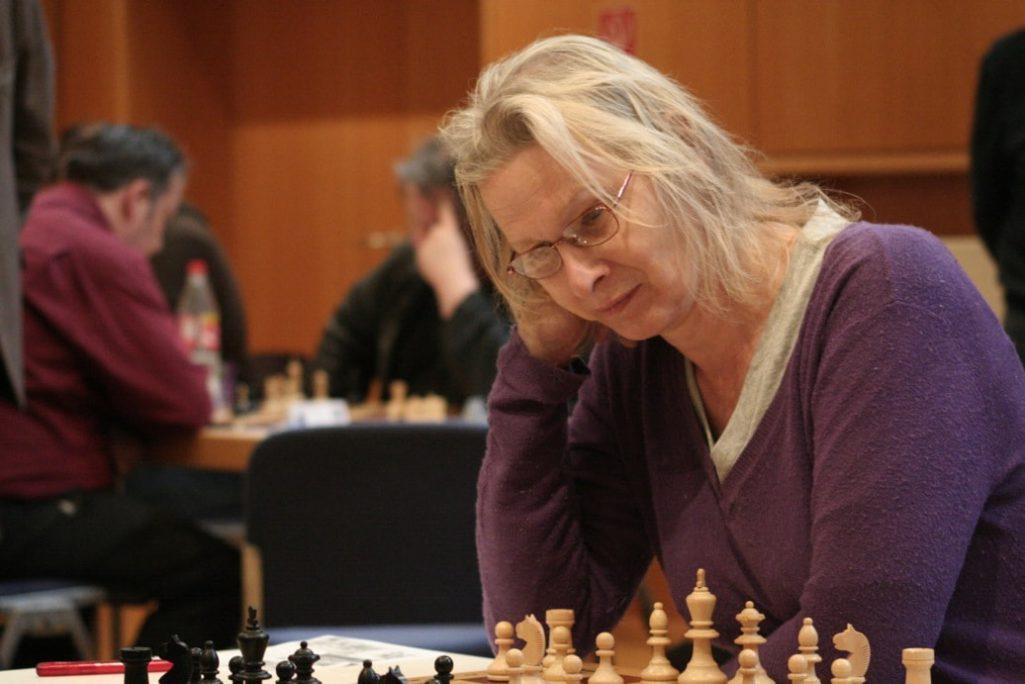 Manuela Wich - Die Vorjahressiegerin der B-Gruppe Schachfreunde Frankfurt 1921 e.V.