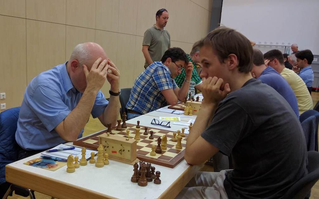Frankfurter Stadtmeisterschaft Schach 2017